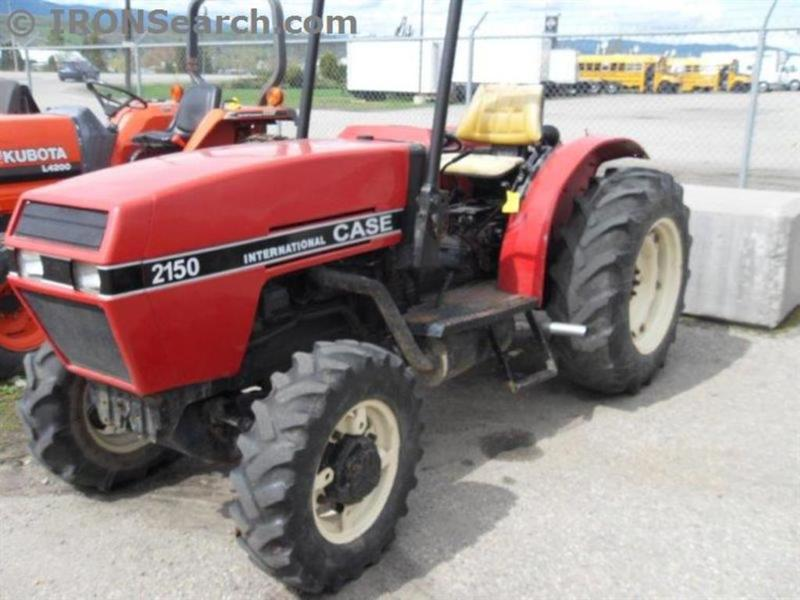 Case IH 2150 Tractor C006820 | Avenue Machinery