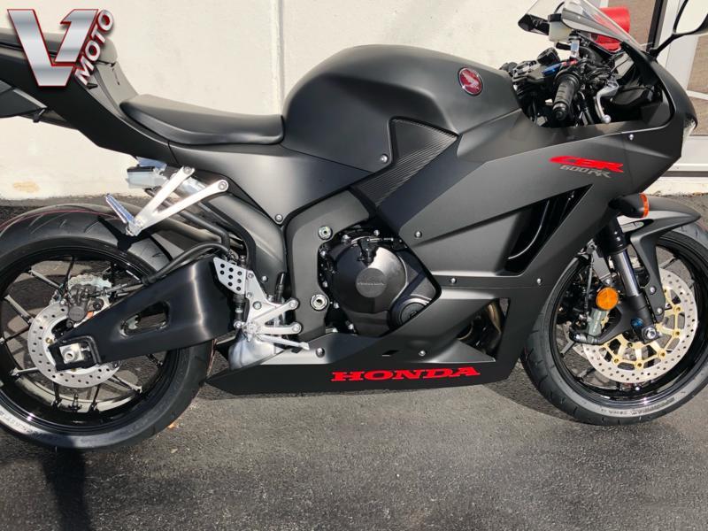 2019 Honda Cbr600rr Abs V1 Moto