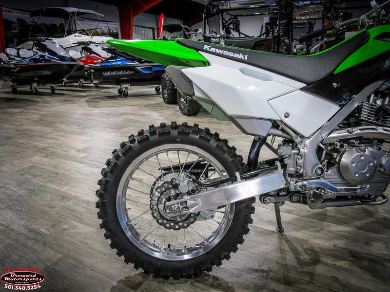 2019 Kawasaki KLX 140L 9