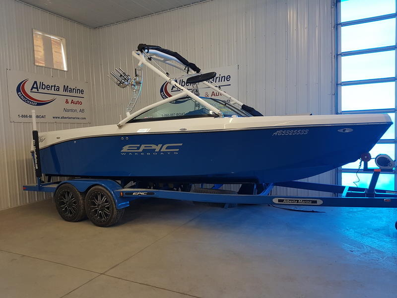 For Sale: 2016 Epic Boats 23v ft<br/>Alberta Marine