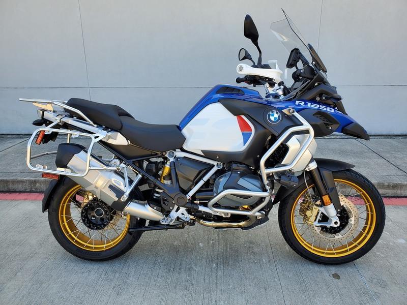 Bmw R 1250 Gs Adventure Premium Hp 2020