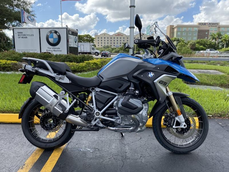 New BMW Motorcycle >> 2020 Bmw R 1250 Gs Cosmic Bue Met Bmw Motorcycles Of Miami