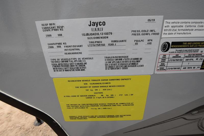 2020 Jayco Hummingbird 10RK | Southern RV