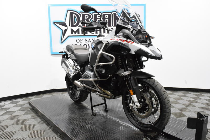 2016 bmw r 1200 gs adventure premium dream machines of san antonio rh dreammachinesofsanantonio com