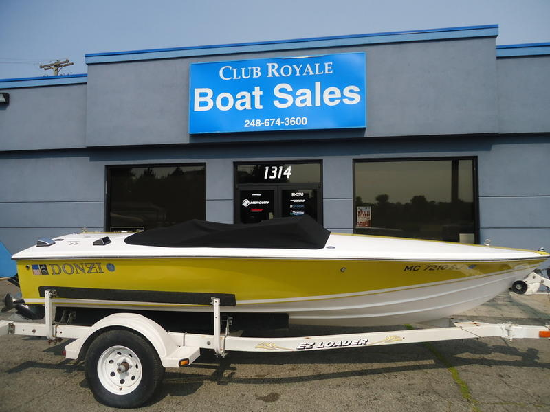 Donzi | New and Used Boats for Sale