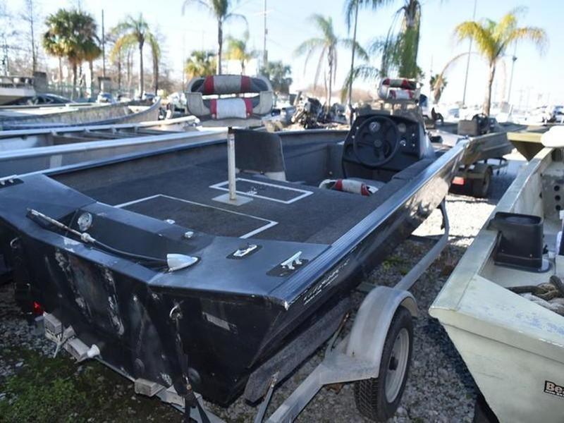 Used  1996 Alumaweld Xpress H52 Bass Boat in Marrero, Louisiana
