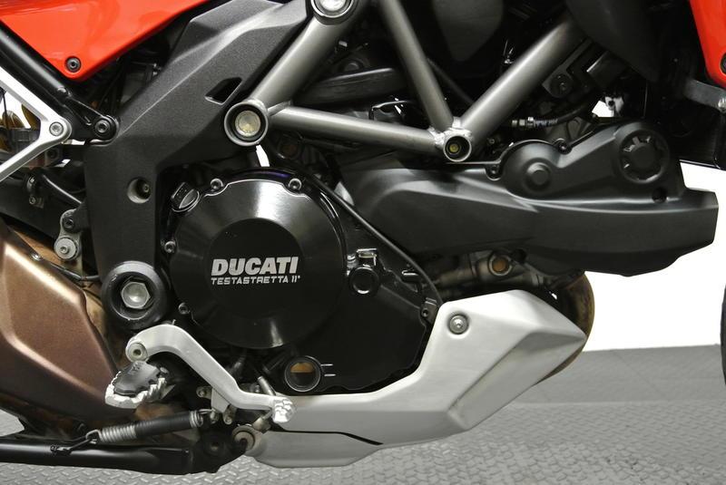 2014 Ducati Multistrada 1200 S Touring | Dream Machines