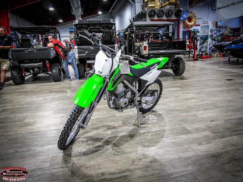 2019 Kawasaki KLX 140L 3