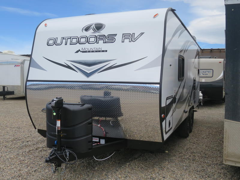 2020 Outdoors RV 21RD | Lethbridge Motors & RV