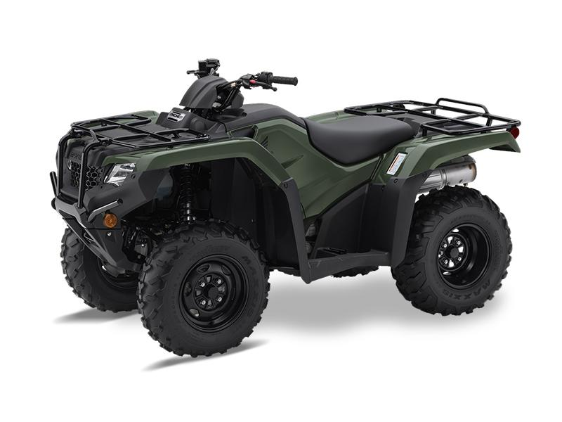 2019 Honda® FourTrax Rancher | Abernathy's Cycles