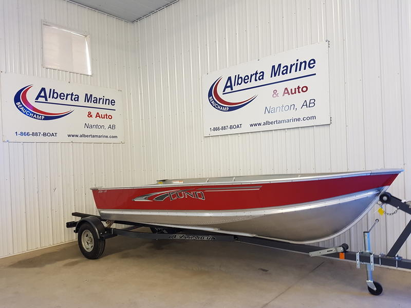 For Sale: 2019 Lund 14 Ssv ft<br/>Alberta Marine