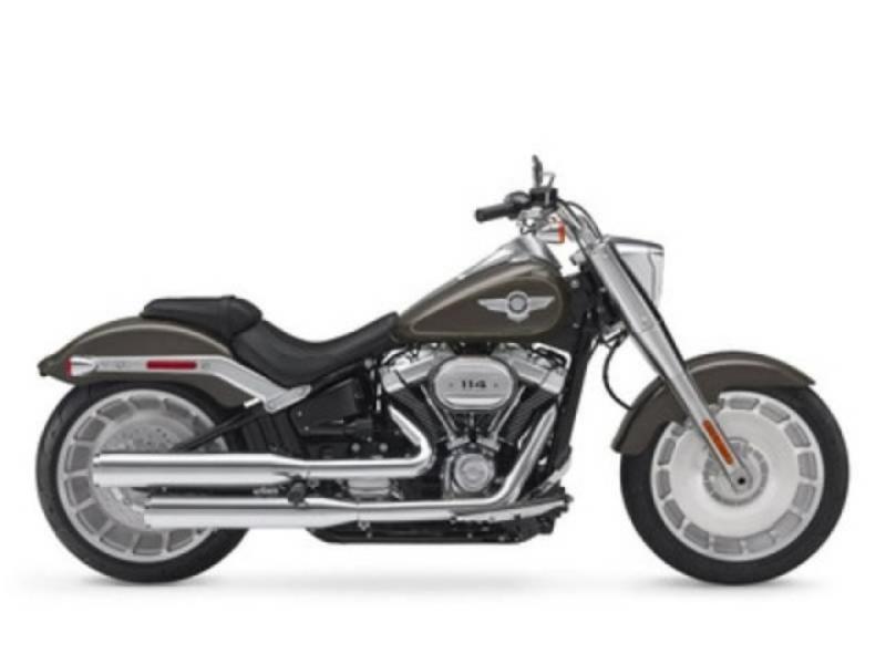 2018 Harley-Davidson® FLFBS - Softail® Fat Boy® 114 | Reno Harley ...