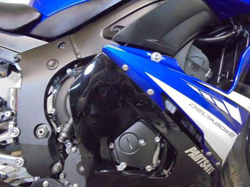 2008 Yamaha R6 2