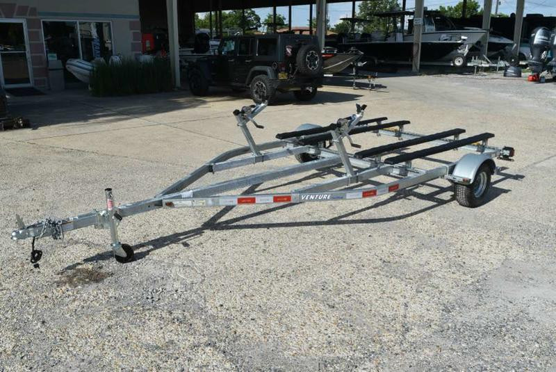 Used  2018 Venture Trailers VW-2000 Boat Trailer in Marrero, Louisiana