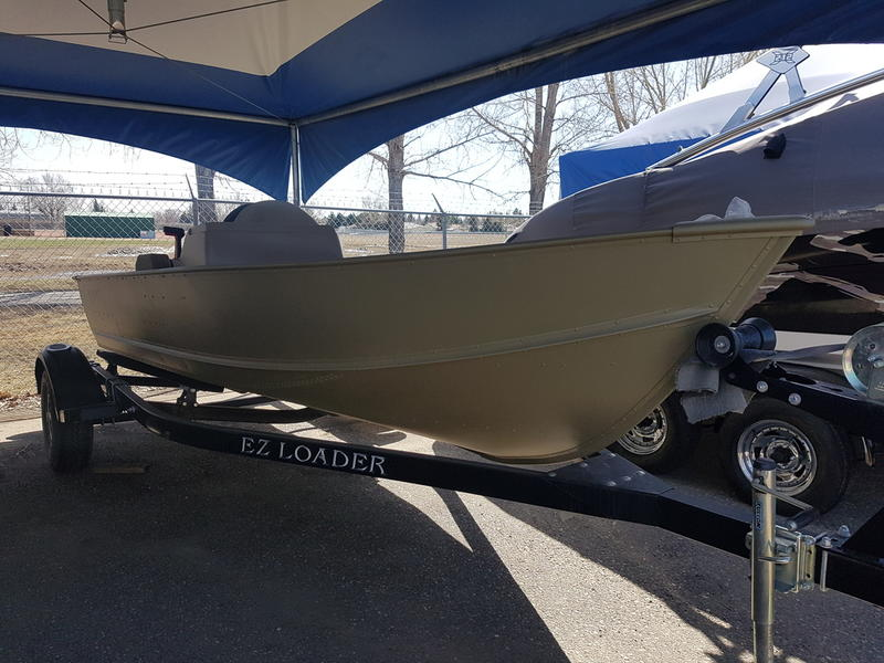 For Sale: 2018 Lund Ssv 16 ft<br/>Alberta Marine