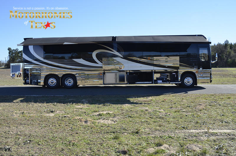 2016 Prevost X3-45 Emerald Conversion | Motorhomes of Texas