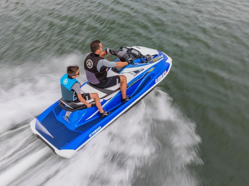 2018 Yamaha boat for sale, model of the boat is VX Cruiser HO & Image # 2 of 3