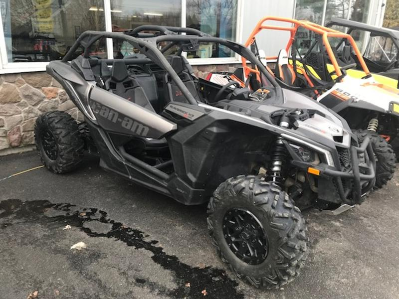 2018 Can-Am ATV Maverick X3 XDS | 1 of 4