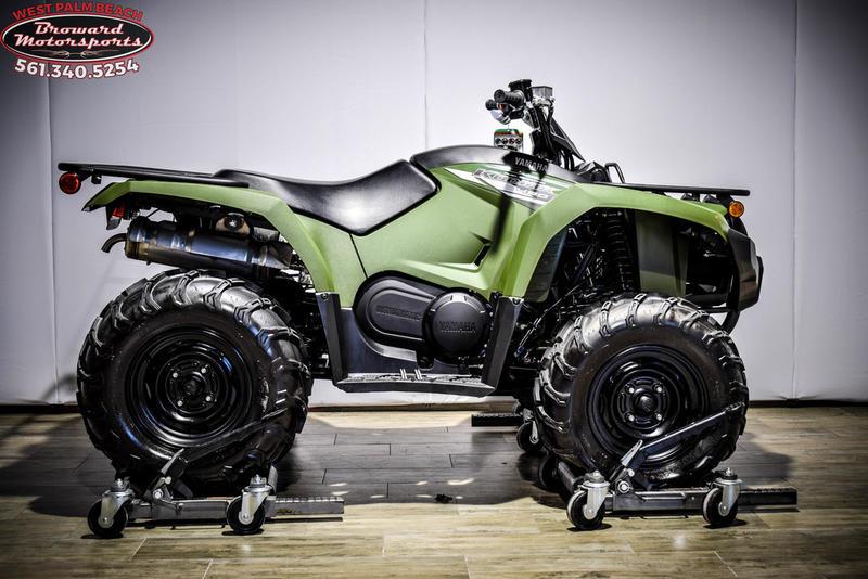 2020 Yamaha Kodiak 450 5