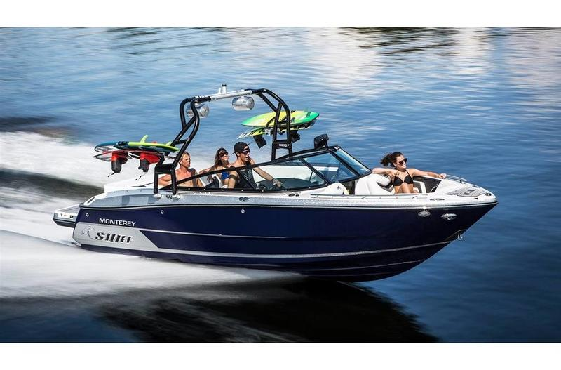 For Sale: 2020 Monterey 238 Surf ft<br/>Bay Marine