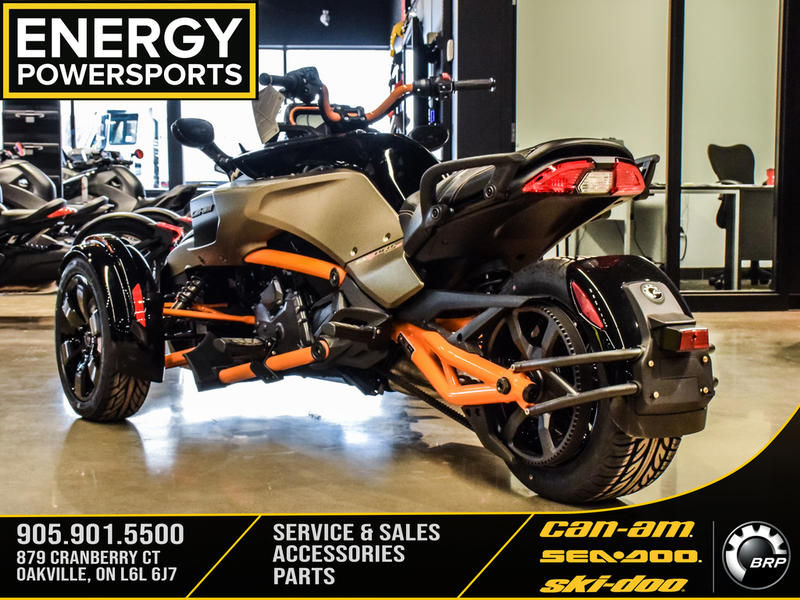 2019 Can-Am ATV Spyder® F3-S Special Series | 3 of 21