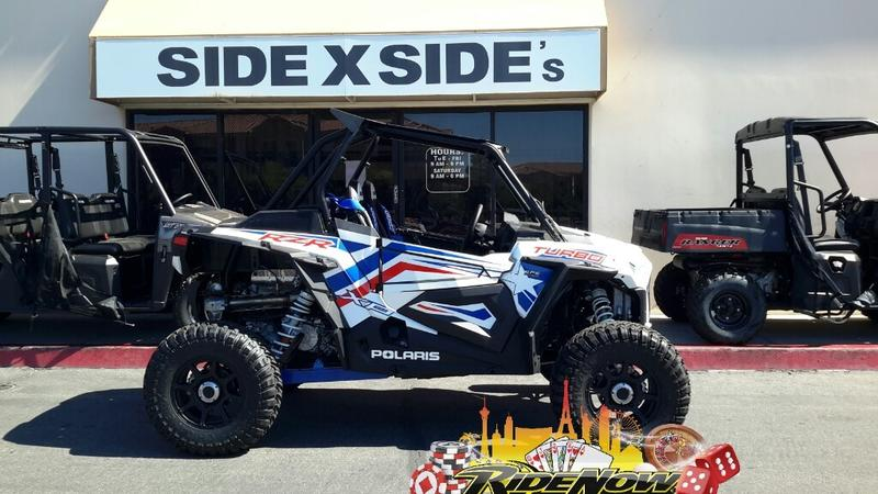 2019 Polaris® RZR XP® Turbo LE | RideNow Craig