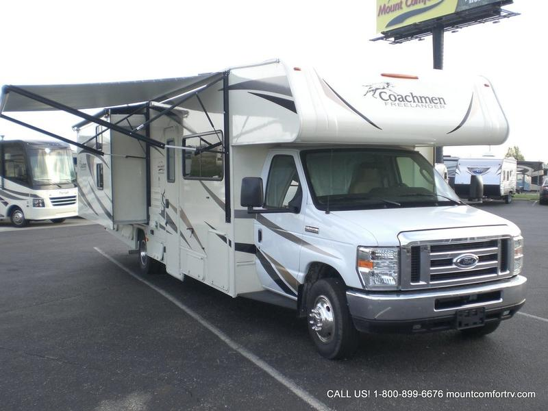 2018 Coachmen Freelander 31BH Ford | Mount Comfort RV