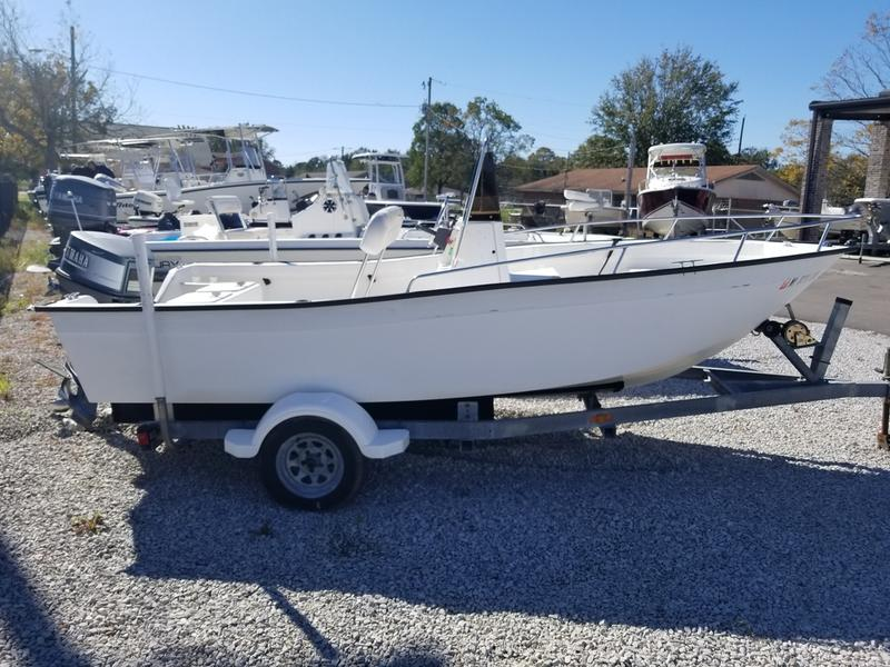 Used  1992 Cape Horn 16ft Center Console in Gulfport, Mississippi