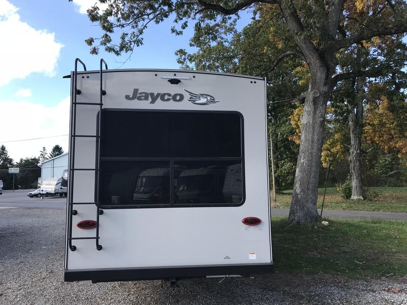 2019 Jayco Eagle HT Fifth Wheels 27 5RLTS | Dale Smith Campers