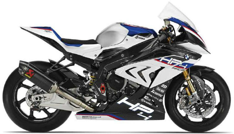 2018 Bmw Hp4 Race Max Bmw Motorcycles