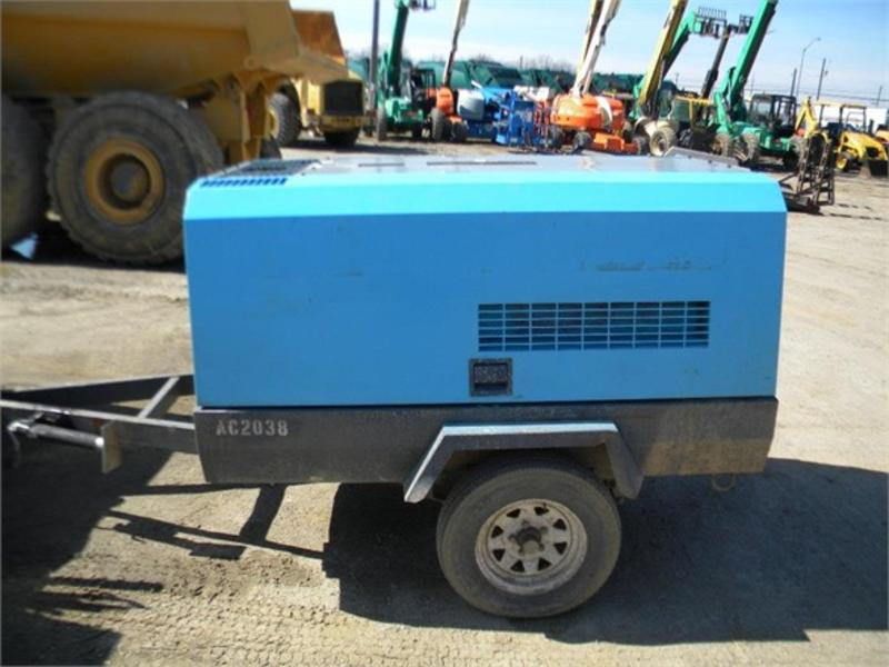 USED 2007 AIRMAN PDS185S AIR COMPRESSOR EQUIPMENT #322615