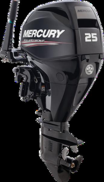 2019 MERCURY MARINE® 25MLH FOURSTROKE for sale