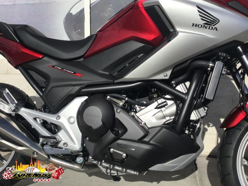 2018 Honda Nc750x Dct Ridenow On Rancho