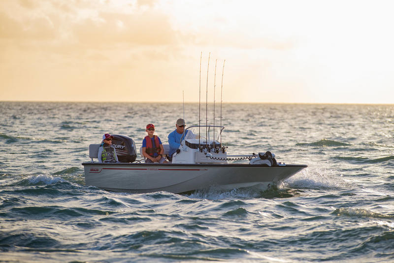 2020 Boston Whaler boat for sale, model of the boat is 170 Montauk & Image # 1 of 1
