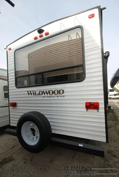 2017 Forest River Wildwood 27rei Mw Stock 2369 Jerry S