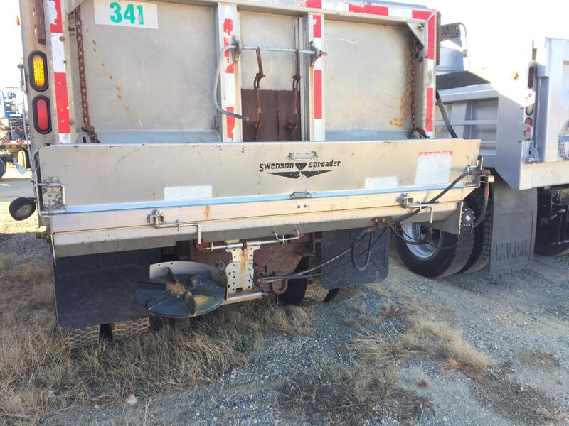 Swenson Salt Spreader : Swenson salt spreader attachments for sale