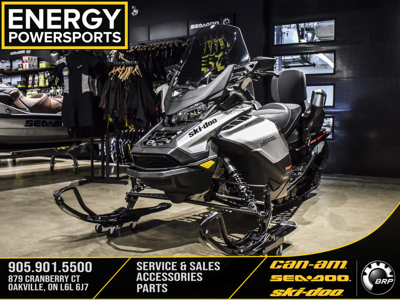 2020 Ski Doo Grand Touring Limited Rotax® 900 ACE™ TURBO Hyper Silver / Black