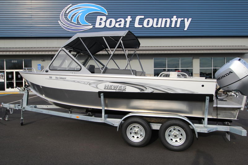 2019 Hewescraft Sea Runner 190 ET | Boat Country