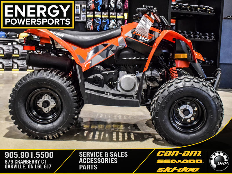2019 Can-Am ATV DS 90™ | 6 of 15