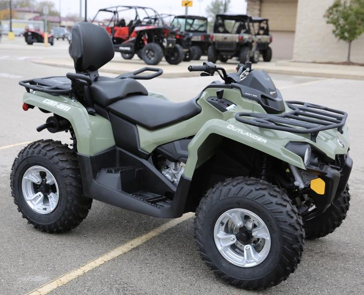 2018 Can-Am Outlander MAX DPS 450 for sale 59698