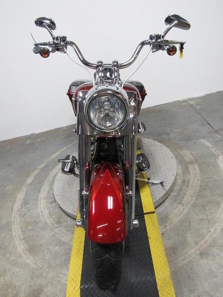 2013 Harley-Davidson FLHRSE5 - CVO Road King 8
