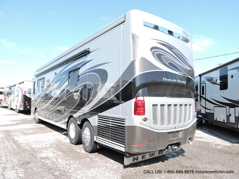 2018 Newmar Dutch Star 4002 Spartan | Mount Comfort RV
