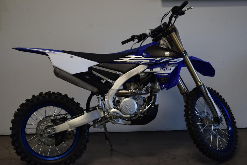 2019 Yamaha YZ250FX Stock: 18975 | Wheels In Motion