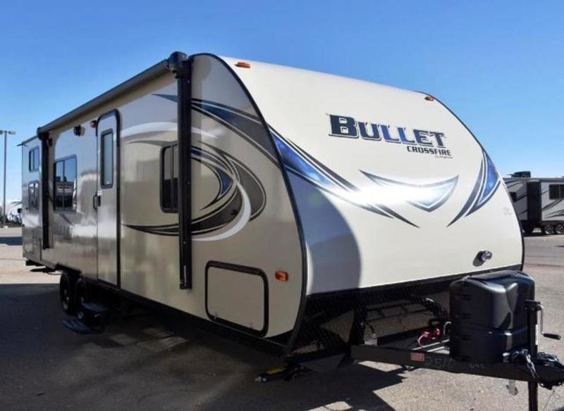 2017 Bullet Crossfire - Ultra Lite 2510bh - Travel Trailer