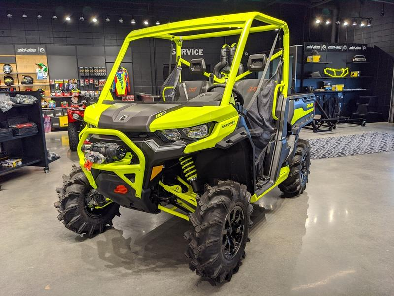 2021 Can-Am® Defender X mr HD10   54 North Powersports