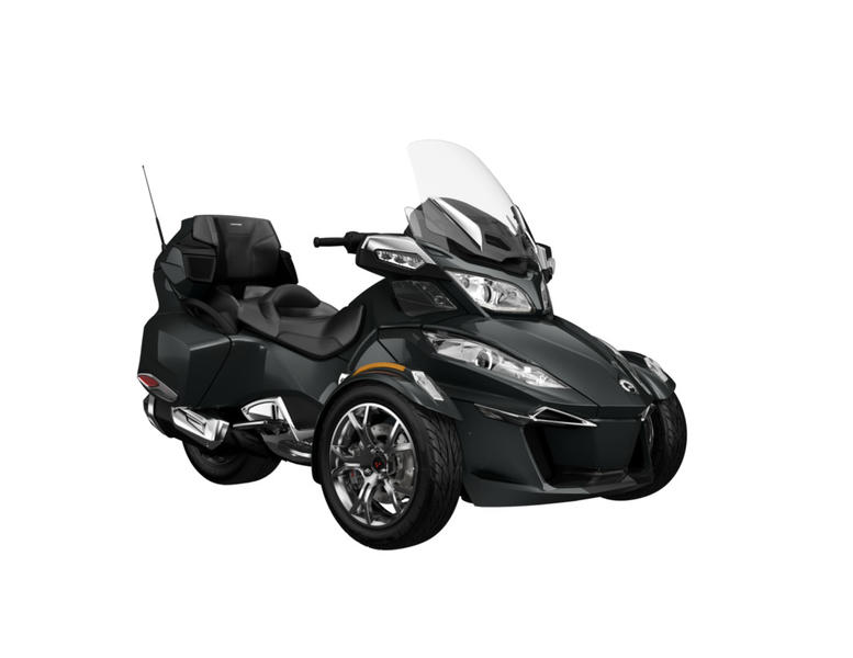 2019 CAN-AM Spyder F3 Limited (SE6) - Chrome   Mid-South