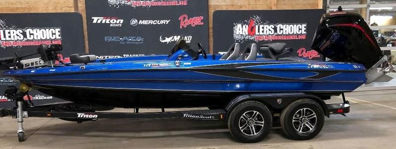 2019 Triton Boats 19 TRX Patriot 15610B919 | Angler's Choice