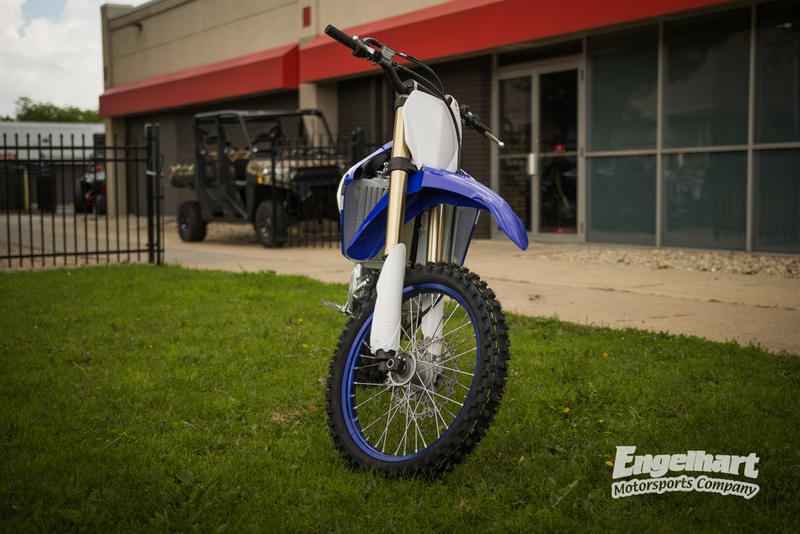 2019 Yamaha YZ450F | Indian® Motorcycle Of Madison