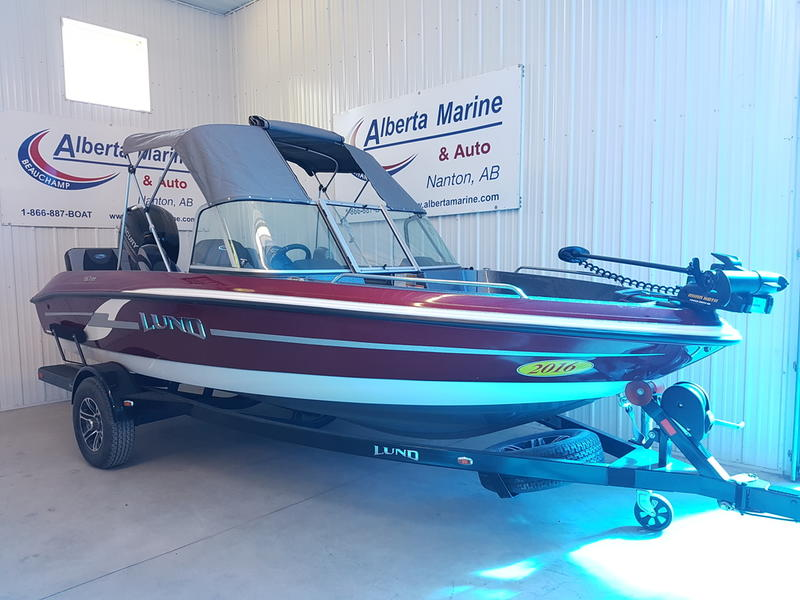 For Sale: 2016 Lund Tyee Gl 186 ft<br/>Alberta Marine