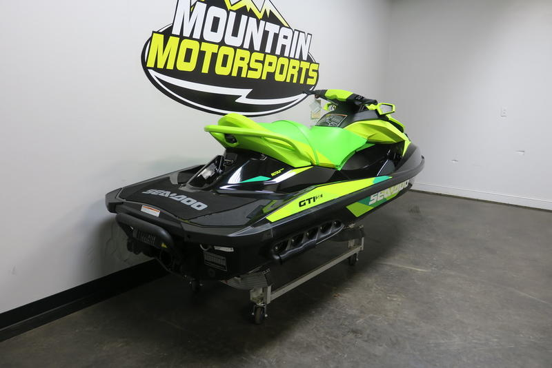 2019 Sea-Doo GTI™ SE 130 | Mountain Motorsports - Greeneville